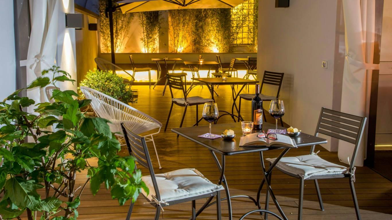 Hotel Del Corso Rome Home